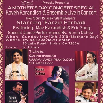 Mother's Day Kaveh Karandish